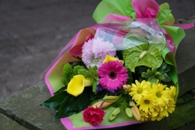 Millers florist choice bouquet